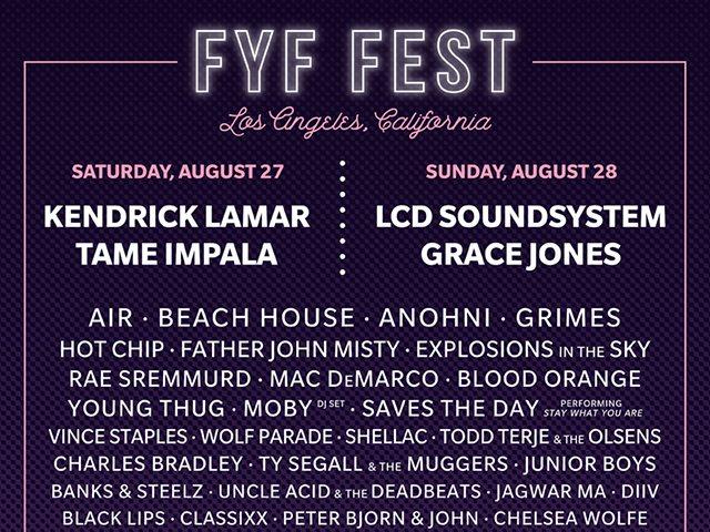 FYF Los Angeles