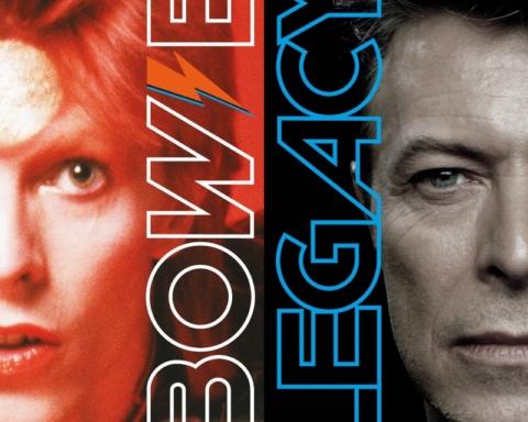 David Bowie cover art (PRNewsFoto/Legacy Recordings)