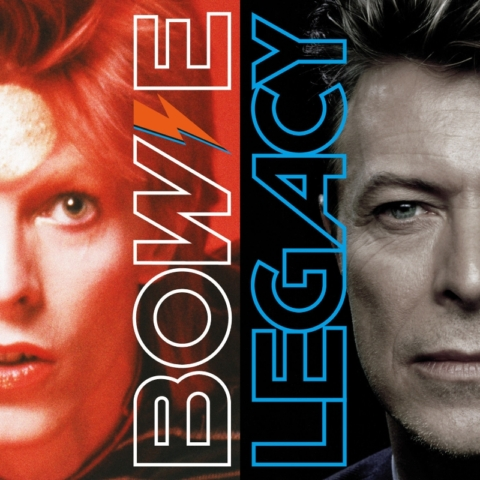 David Bowie cover art (PRNewsFoto/Legacy Recordings)