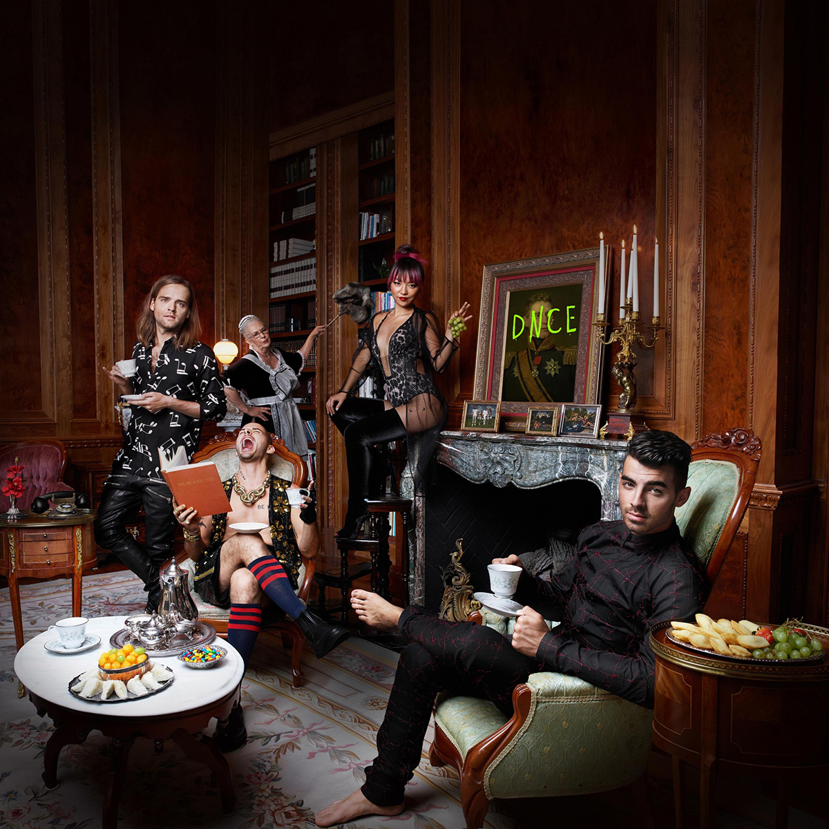 DNCE - Courtesy of Republic Records