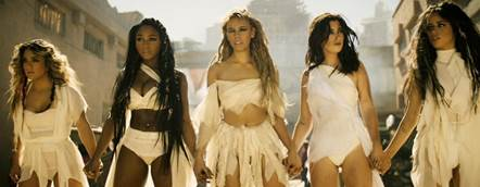 Fifth Harmony - Photo courtesy of Epic Records