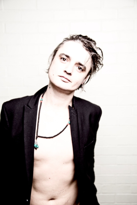 Pete Doherty - Courtesy of Big Hassle PR