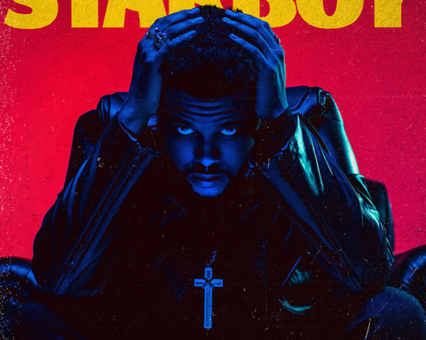 Weeknd - Starboy - Photo courtesy of Republic Records
