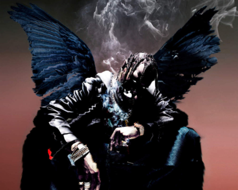 Travis Scott - Photo courtesy of Epic Records