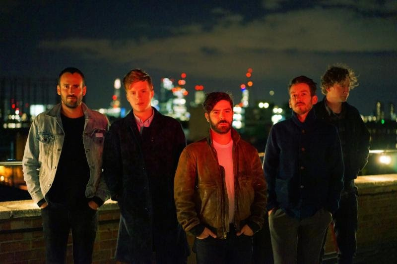 Foals - Photo courtesy of BB Gun PR