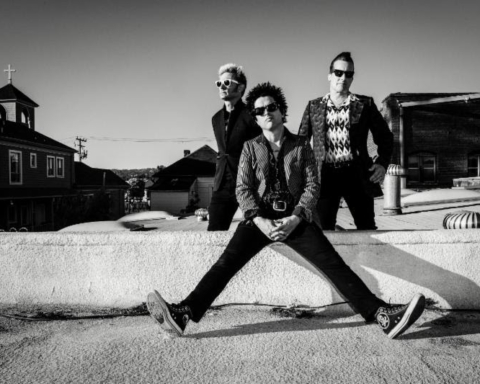 Bay Area band Green Day - Photo Courtesy of BB Gun PR - Music in SF