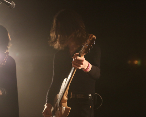 Blossoms - Rickshaw Stop - October 14, 2016 - Photos Courtesy of Louis Raphael - Music in SF