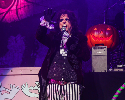 Alice Cooper - The Warfield - October 26, 2016 - Photos Courtesy of Louis Raphael Photography