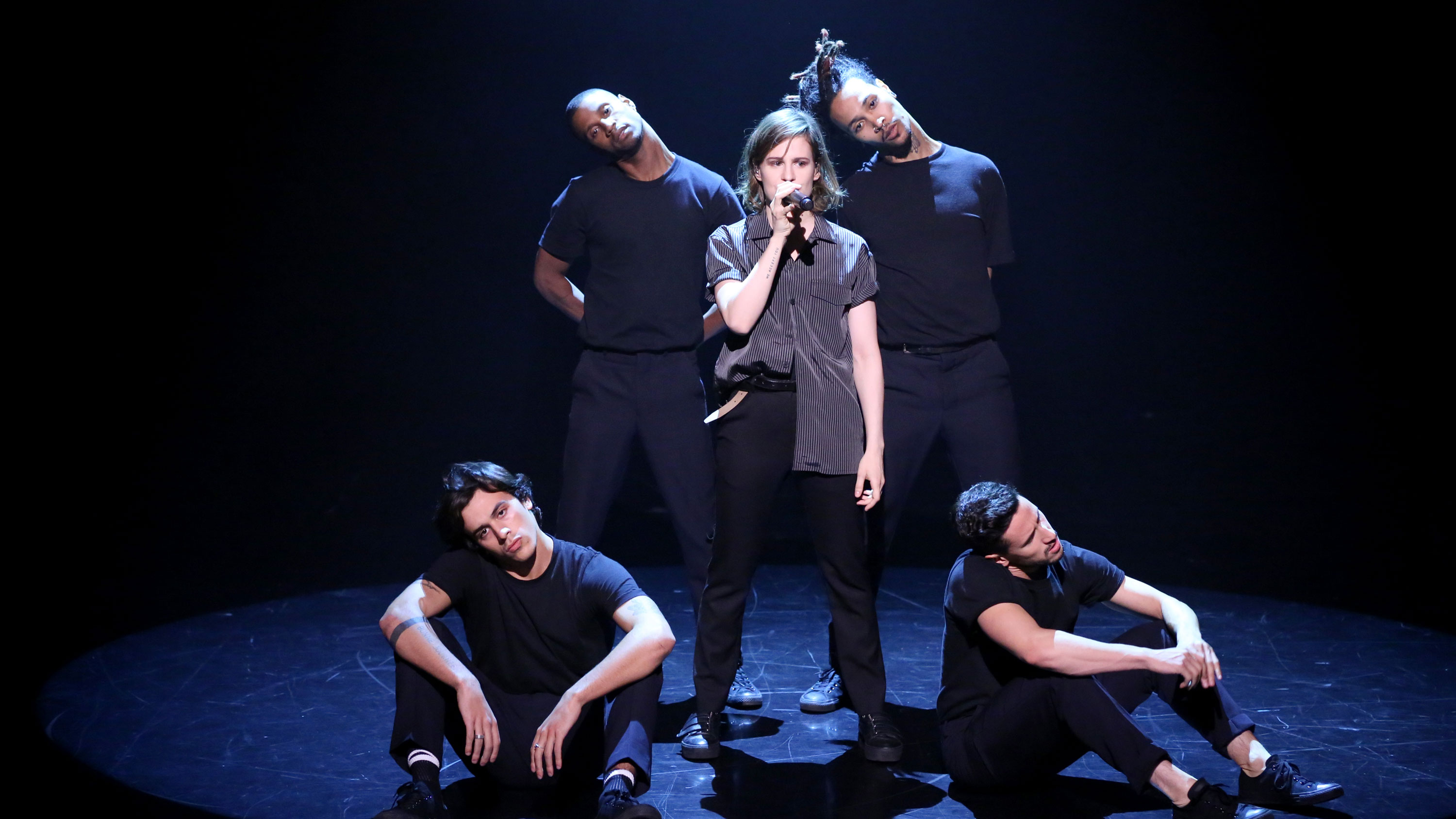 Christine and the Queens - Photo courtesy of Gold Atlas