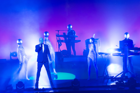 Pet Shop Boys - Sacks and Co. - Music in SF - Bay Area Music Scene