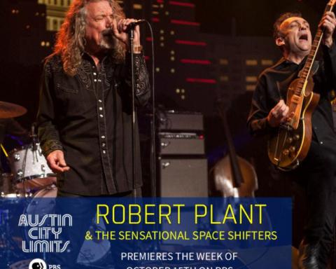 Robert Plant - Photo courtesy of Ken Weistein - Music in SF
