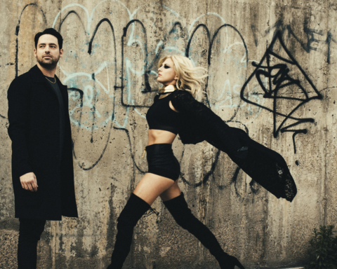 Phantograms - Photo courtesy of Republic Records