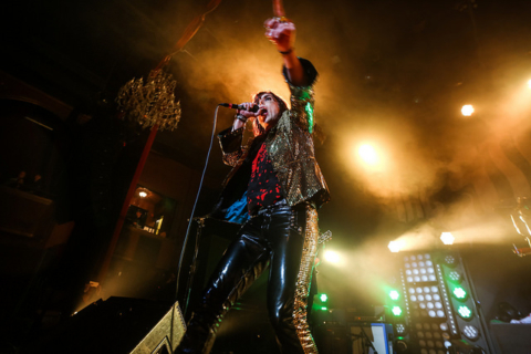 The Struts - The Fillmore - Photos courtesy of Louis Raphael Photography