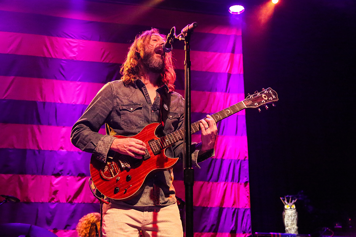 Chris Robinson - The Fillmore - Dec. 10, 2016