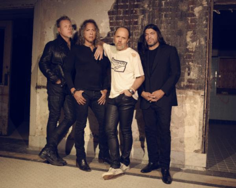 Metallica - Photos courtesy of BB Gun PR