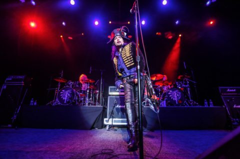 Adam Ant at the Fillmore in San Francisco, Calif. - Photos by Louis Raphael Photography