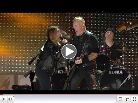 Metallica/Iggy Pop