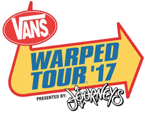 Vans Wharped Tour 2017
