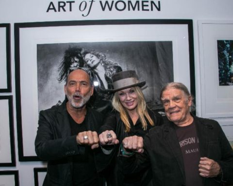 Opening of The Art of Women at Morrison Hotel Gallery