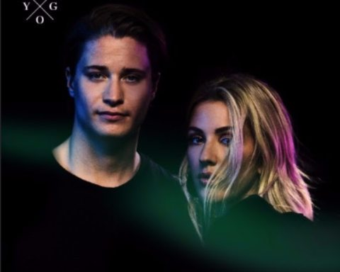 Kygo and Ellie Goulding