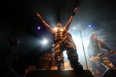 Sabadon / Leaves Eyes / Battle Beast - Regency Ballroom - Photos Courtesy of Louis Raphael Photography