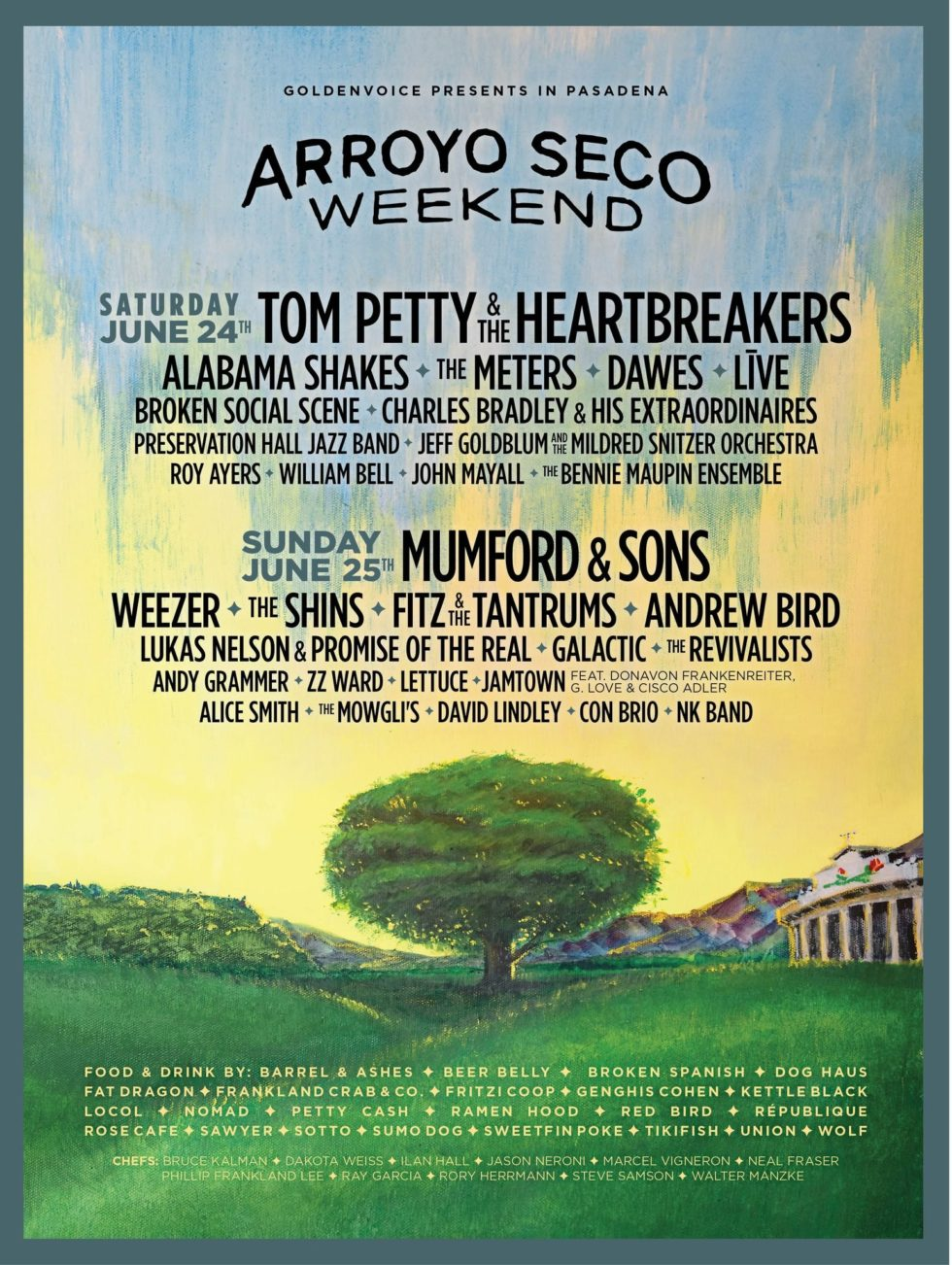 Arroyo Seco | Music in SF