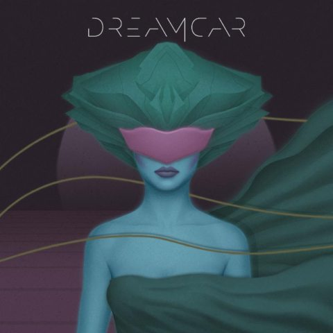 Dreamcar album cover - Photo courtesy of BB Gun Press