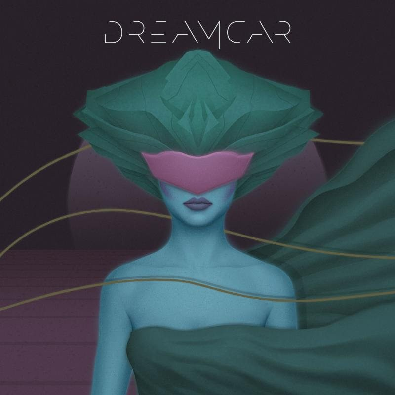 Dreamcar album cover - Photo courtesy of BB Gun Press