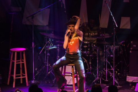ZZ Ward at The Independent Music in SF