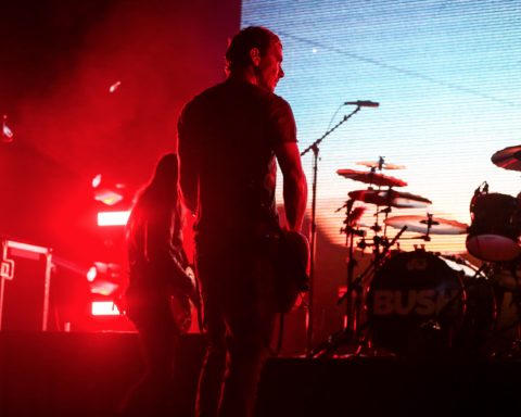 Gavin Rossdale of Bush at the Warfield in San Francisco | SF Concert Reviews | Music in SF