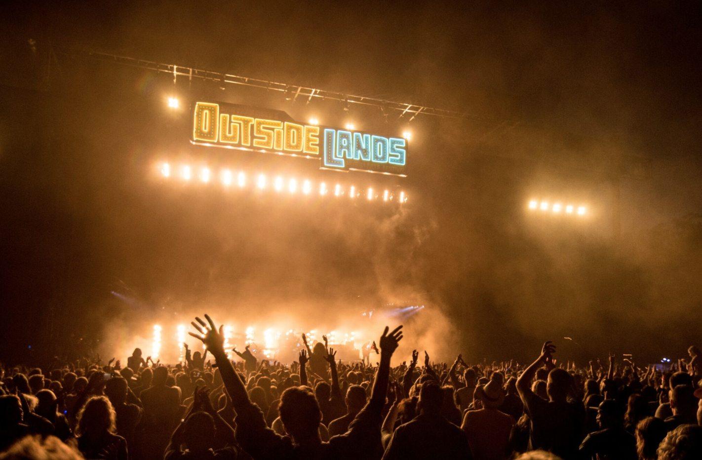SF Music Festival Outside Lands Single Day Lineups