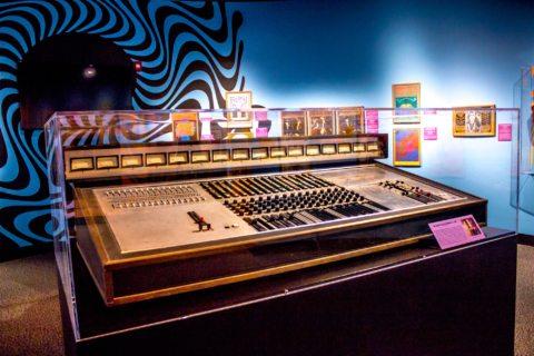 Summer of Love Rock n Roll Museum Music in SF