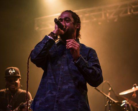 Damian Marley at the Fillmore