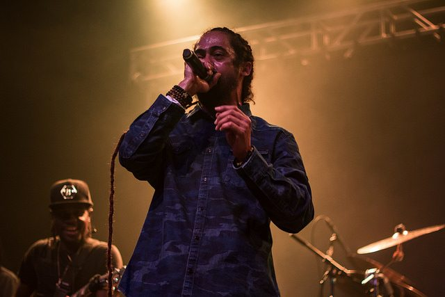 Damian Marley at the Fillmore