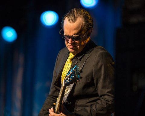 Joe Bonamassa at the Warfield