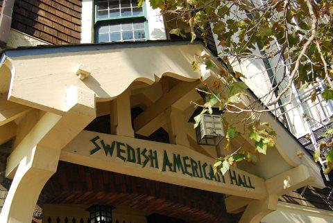 Swedish American Music Hall - CC