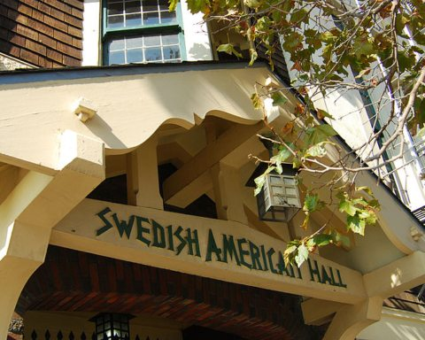 Swedish American Music Hall - CC