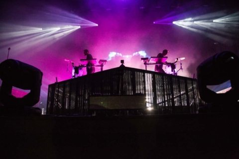 Odesza at the Greek Theater in Berkeley (October 28, 2017)