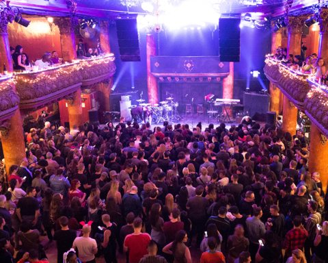 Jessie J played the Great American Music Hall on Saturday October 28, 2017
