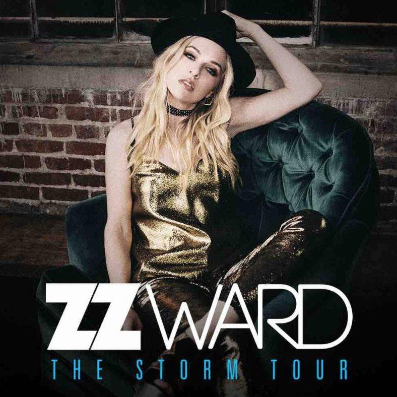 ZZ Ward - The Storm Tour