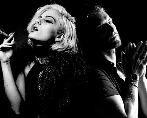 Bebe Rexha and Marc E. Bassy