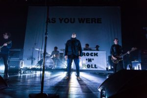 Liam Gallagher performs at the Warfield Music in SF
