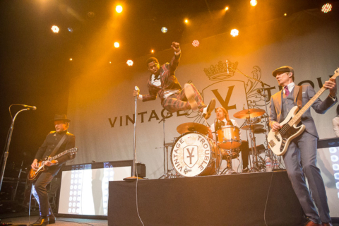 Vintage Trouble at the Warfield in San Francisco Music in SF