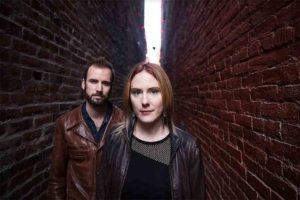 Directors Ian MacKenzie and Nicole Sorochan