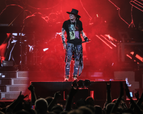 Guns n Roses Photo by Katarina Benzova Music in SF