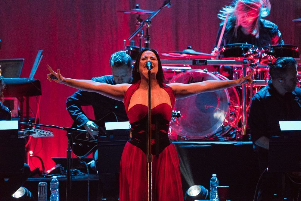 Evanescence at the Masonic | Music in SF
