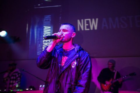Marc. E Bassy at a private party in the Mission last night | Music in SF