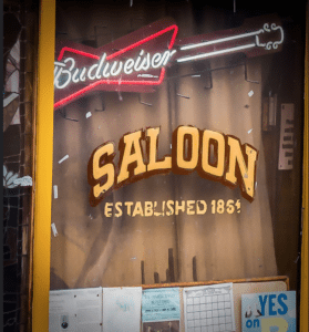The Saloon Music in SF