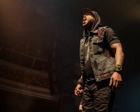 Method Man at the Regency Ballroom in San Francisco