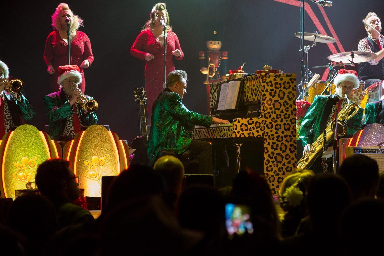 Brian Setzer Christmas Album